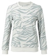 Ya-Ya Animal Print Sweatshirt - S
