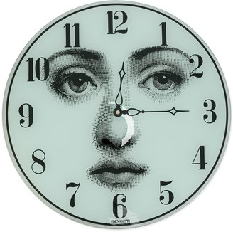 Fornasetti Face Painted Clock
