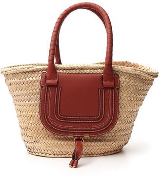 Chloé Marcie Medium Basket Bag
