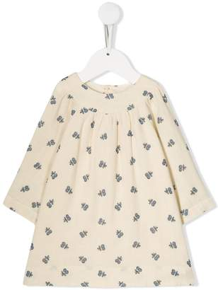 Bonpoint Daphne cherry print dress