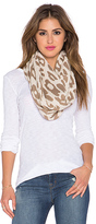 Michael Stars Big Cat Eternity Scarf