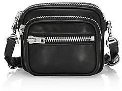 Alexander Wang Women's Attica Convertible Leather Belt Bag