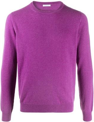 Malo Cashmere Fine Knit Sweater