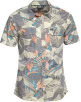 Animal Mens Short Sleeve Shirt Multi