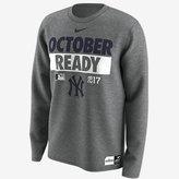 Nike October (MLB Yankees) Men's Long Sleeve T-Shirt