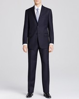 Hart Schaffner Marx Platinum Label New York Solid Classic Fit Suit - Bloomingdale's Exclusive