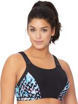Glamorise Women's Plus Size Underwire Sport Bra