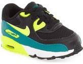 Nike 'Air Max 90 Mesh' Sneaker (Baby, Walker & Toddler)