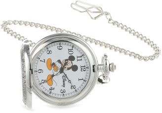 EWatchFactory Disney Men's W000459 Mickey Mouse Pocket Watch