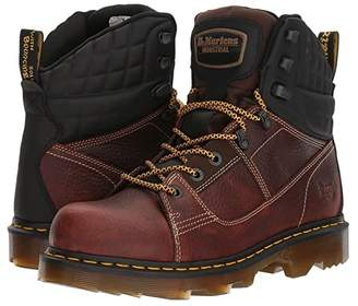 Dr. Martens Work Camber NS Soft Toe Boot (Teak) Work Boots