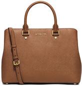 MICHAEL Michael Kors Saffiano Leather Satchel Bag