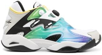 Reebok Multi-Panel Design Sneakers