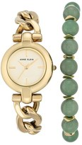 Anne Klein Women's Watch & Bracelet Set, 30Mm