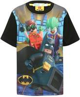 M&Co Lego Batman joker slogan t-shirt