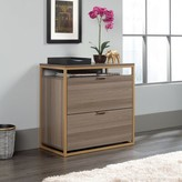 Haight 2-Drawer Lateral Filing Cabinet Wrought Studio