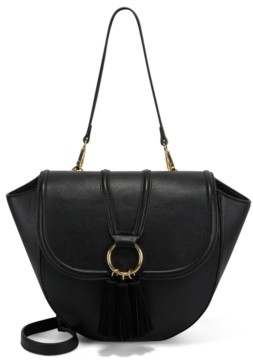 INC International Concepts Inc Arianaa Half Moon Satchel, Created for Macy's