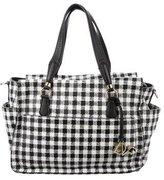 Diane von Furstenberg Voyage Gingham Bag