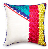 Jonathan Adler Casablanca Stripe Throw Pillow