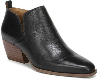 Franco Sarto Dingo Leather Ankle Bootie