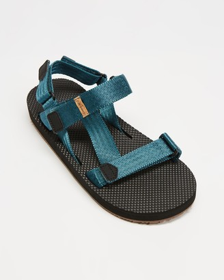 Freewaters Women's Blue Sandals - Supreem Sport - Size One Size, 7 at The Iconic