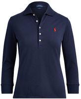 Polo Ralph Lauren Slim Stretch Mesh Polo Shirt