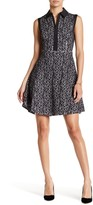 Betsey Johnson Lace Shirt Dress