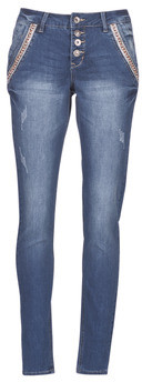 Cream DICTE women's Jeans in Blue
