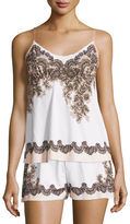 Commando ANTIQUE LACE PRINT CAMI