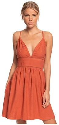 Roxy New Silver Light (Bruschetta) Women's Dress