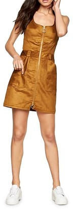 Milly Zip Jumper Dress
