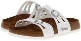 Birki's Moorea (White) - Footwear