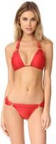 Vix Paula Hermanny Solid Bia Bikini Top