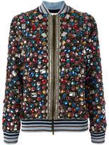 Maison Margiela embellished sports jacket