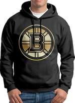 Sarah Men's Boston Bruins Gold Hoodie XXL