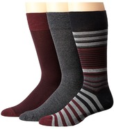Cole Haan Multi-Striped Crew 3-Pack