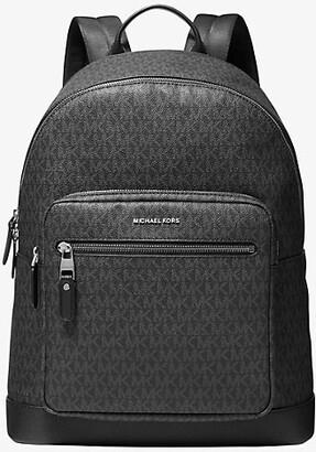 Michael Kors Hudson Logo Backpack - Black