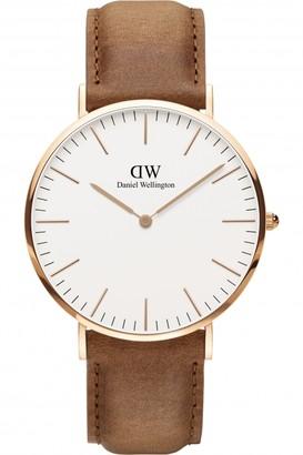 Daniel Wellington Mens Classic 40mm Durham Watch DW00100109