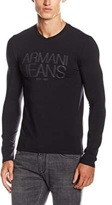 Armani Jeans Men's 6X6T116J0AZ T-Shirt,M