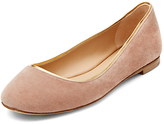 Diane von Furstenberg Cambridge Leather Flat