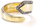 Botkier Tapered Two Tone Wrap Ring