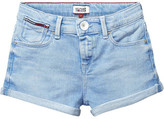 Tommy Hilfiger Girlfriend Denim Short Igpstr