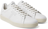 Tom Ford Warwick Full-Grain Leather Sneakers