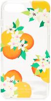 Kate Spade Orange Blossoms iPhone 7 Plus Case