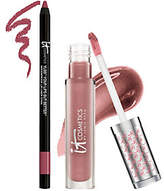 It Cosmetics Vitality Soft Gloss & YLBB LipLiner Stain Duo