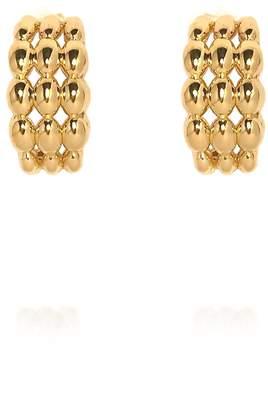 Orman Dew Small Earrings Gold