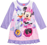 Daisy Duck and Minnie Mouse Nightgown, Toddler Girls (2T-5T)