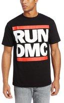 Bravado Men's Run DMC Logo T-Shirt