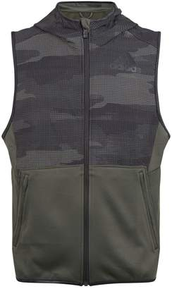 adidas FreeLift Climaheat Camouflage Hooded Gilet