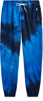 Ralph Lauren Spiral Tie-Dye Terry Tracksuit Bottoms