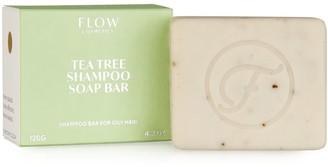 Flow Cosmetics Tea Tree Shampoo Bar For Oily Hair